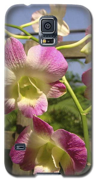 Orchid Splendor Galaxy S5 Case