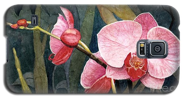 Orchid Trio Galaxy S5 Case