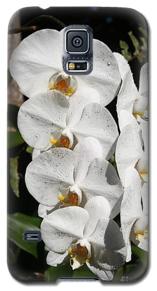 Orchids Anna Galaxy S5 Case