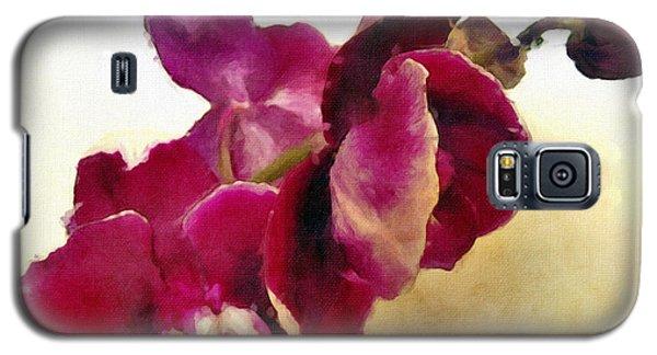Orchids No. 5 Galaxy S5 Case