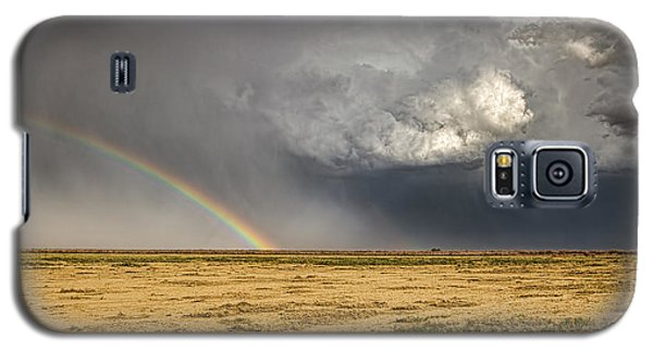 Ordway Rainbow Galaxy S5 Case