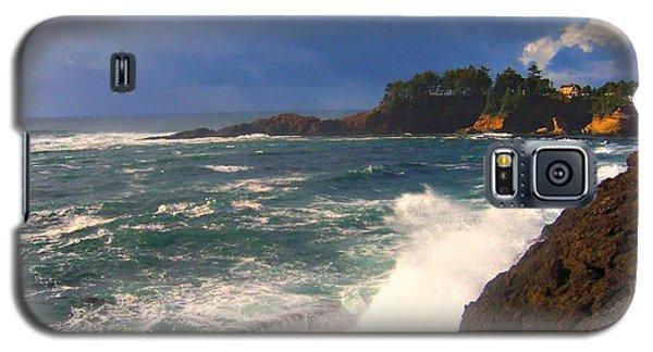 Oregon Coast 9 Galaxy S5 Case