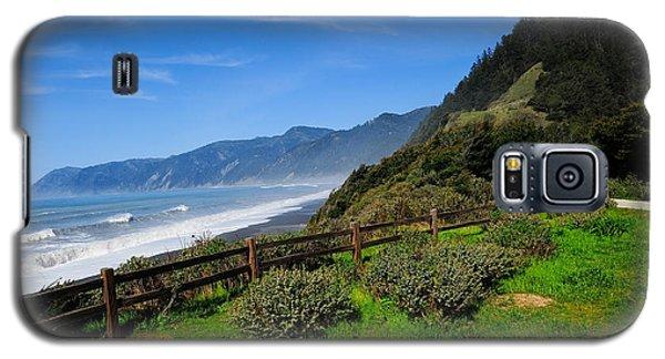 Oregon Coast Galaxy S5 Case by Donald Fink