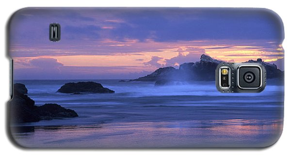 Oregon Coast Sunset Galaxy S5 Case