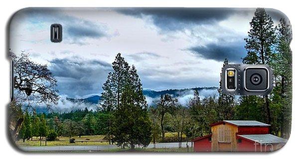 Oregon Farm Blessing Galaxy S5 Case