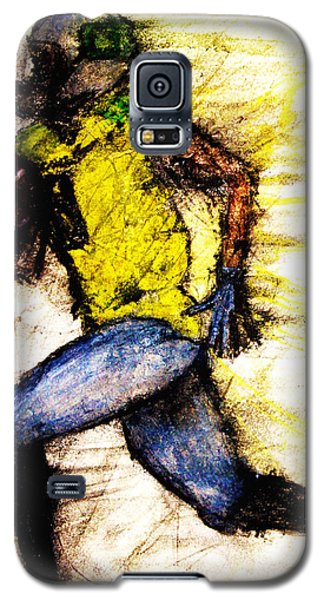 Oregon Football 2 Galaxy S5 Case
