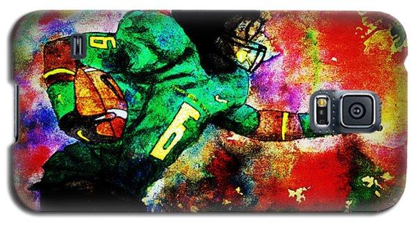 Oregon Football 3 Galaxy S5 Case