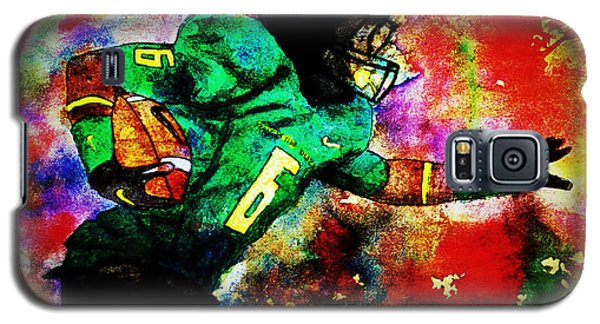 Oregon Football 3 Galaxy S5 Case