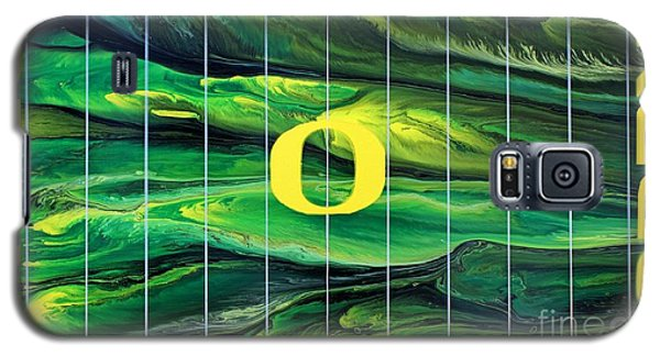 Oregon Football Galaxy S5 Case
