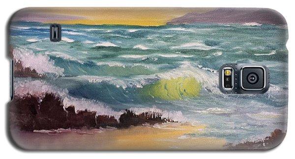 Oregon Seascape Galaxy S5 Case