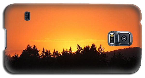 Oregon Sunset Galaxy S5 Case by Melanie Lankford Photography