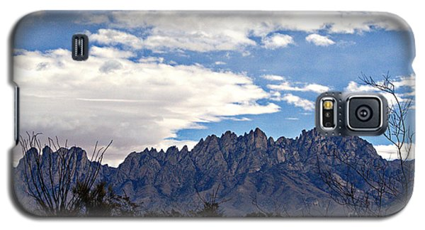 Organ Mountain Landscape Galaxy S5 Case