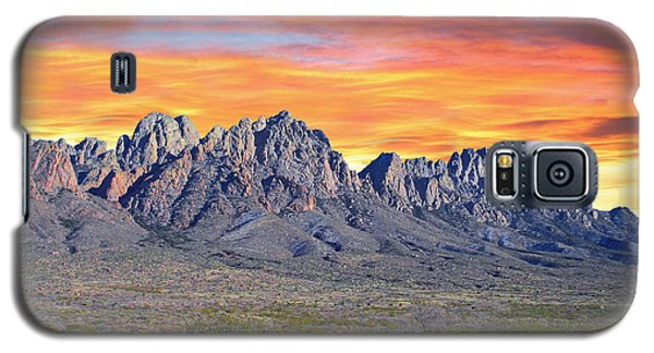 Organ Mountain Sunrise Most Viewed  Galaxy S5 Case