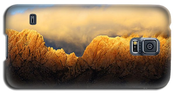 Organ Mountains Symphony Of Light Galaxy S5 Case