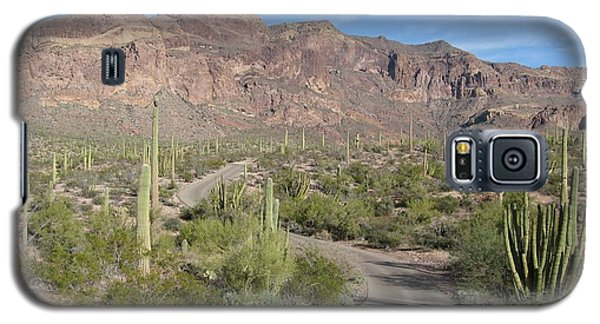 Organ Pipe Cactus National Monument Galaxy S5 Case