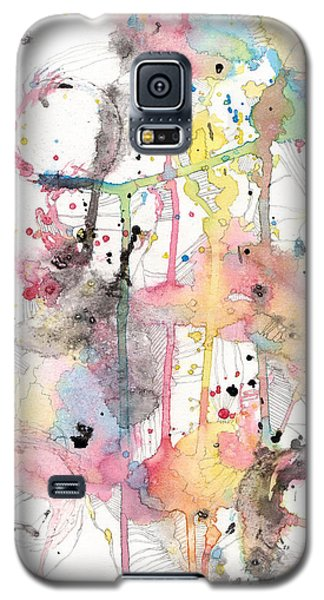 Organic Clash Galaxy S5 Case