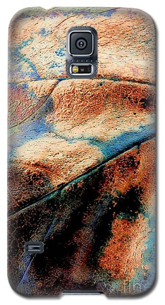 Organic Galaxy S5 Case by Jacqueline McReynolds