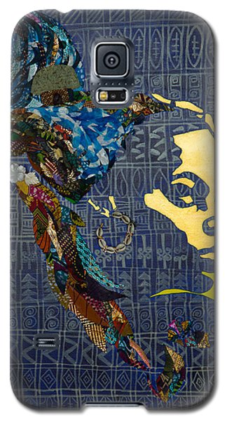 Galaxy S5 Case featuring the tapestry - textile Ori Dreams Of Home by Apanaki Temitayo M