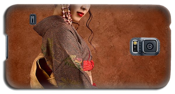 Oriental Beauty Galaxy S5 Case
