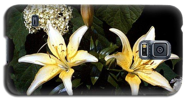 Oriental Lily Galaxy S5 Case