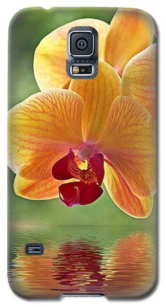 Oriental Spa - Square Galaxy S5 Case
