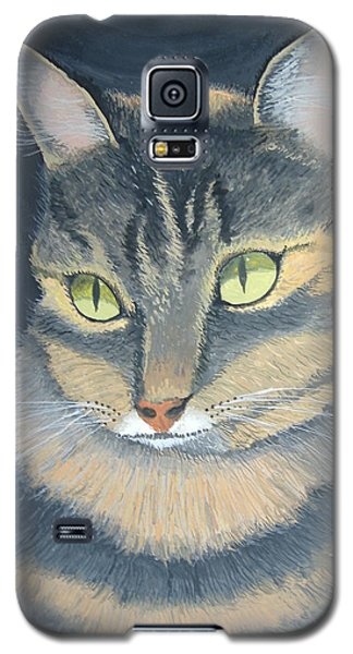 Original Cat Painting Galaxy S5 Case