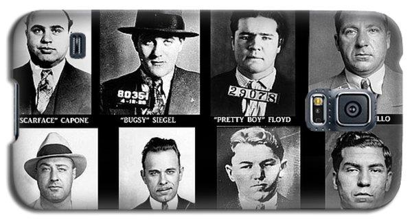 Original Gangsters - Public Enemies Galaxy S5 Case