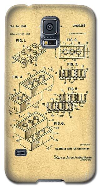 Original Us Patent For Lego Galaxy S5 Case