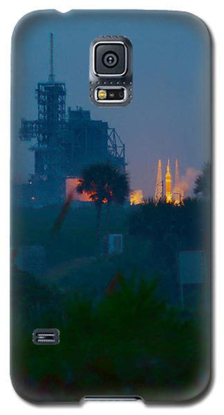 Orion Eft-1 Liftoff Galaxy S5 Case