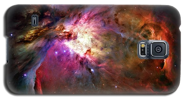 Orion Nebula Galaxy S5 Case
