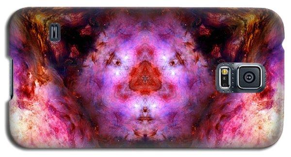 Orion Nebula Vi Galaxy S5 Case