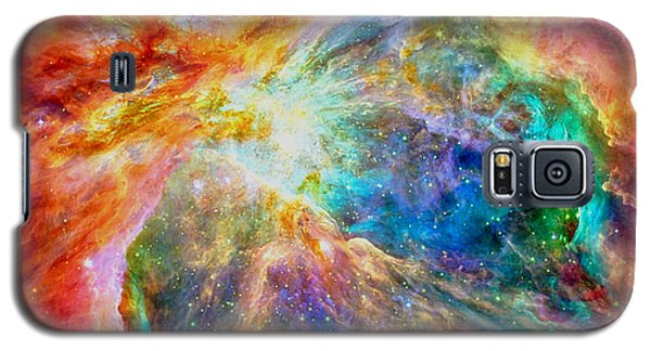 Orions Heart-where The Stars Are Born Galaxy S5 Case by Eti Reid