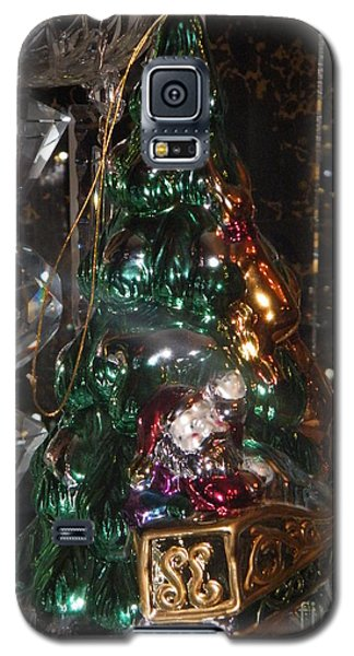 Ornament Tree Galaxy S5 Case