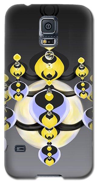Ornamental Illumination Galaxy S5 Case by Christine Fournier