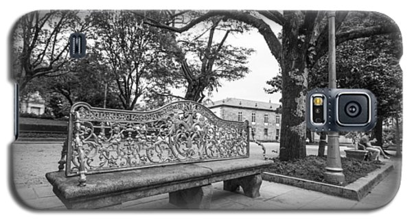 Ornate Bench Galaxy S5 Case