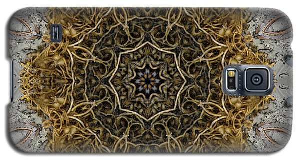 Ornate Inlay Dance Floor Galaxy S5 Case