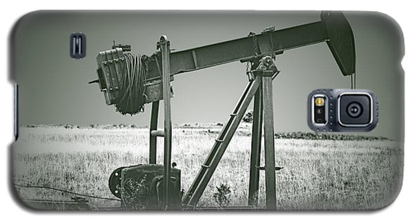 Orphans Of The Texas Oil Fields Galaxy S5 Case