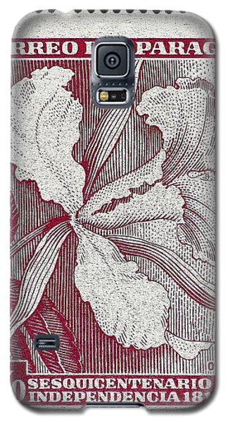 Orquidea Galaxy S5 Case