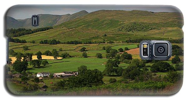 Orrest Head Cumbria England Galaxy S5 Case by Graham Hawcroft pixsellpix