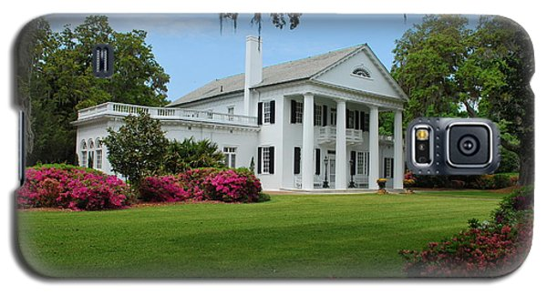 Galaxy S5 Case featuring the photograph Orton Plantation by Bob Sample