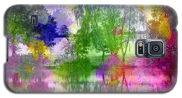 Osbourne's Pond Galaxy S5 Case