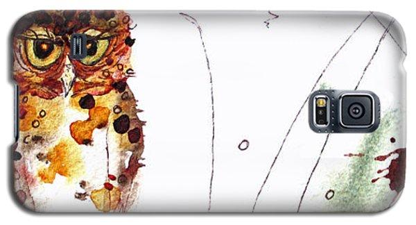 Oscar Galaxy S5 Case