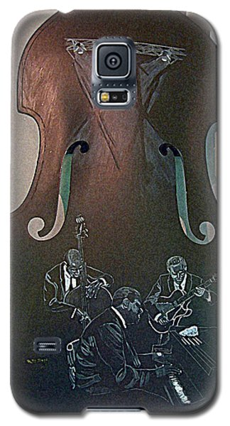 Oscar Peterson Trio Galaxy S5 Case