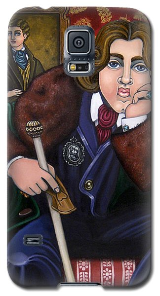 Oscar Wilde And The Picture Of Dorian Gray Galaxy S5 Case