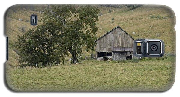 Osceola Barn Galaxy S5 Case