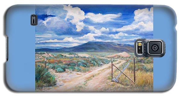 Osceola Nevada Ghost Town Galaxy S5 Case