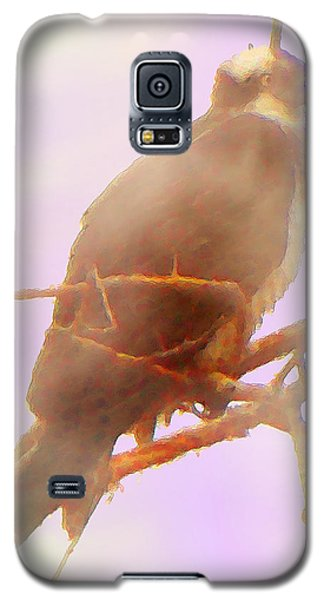 Galaxy S5 Case featuring the photograph Osprey Above The Rio Grande by Anastasia Savage Ealy