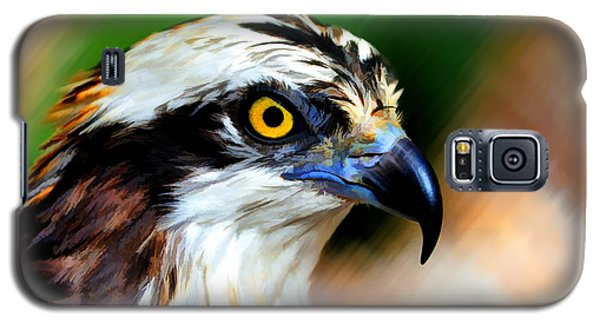 Osprey Portrait Galaxy S5 Case