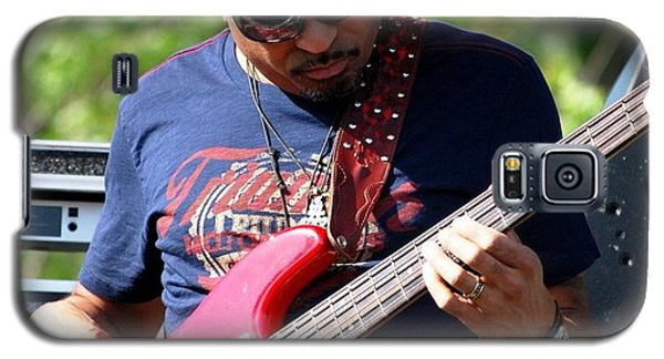 Oteil Burbridge Galaxy S5 Case by Angela Murray