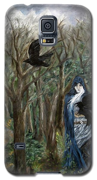 The Raven God Galaxy S5 Case